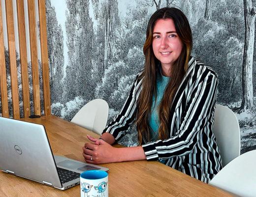 Claire Antoine - Alternante chez Office Immobilier